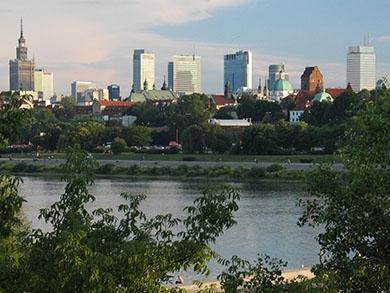 Najlepsza lokalizacja w Warszawie