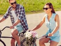 Liczne ścieżki rowerowe