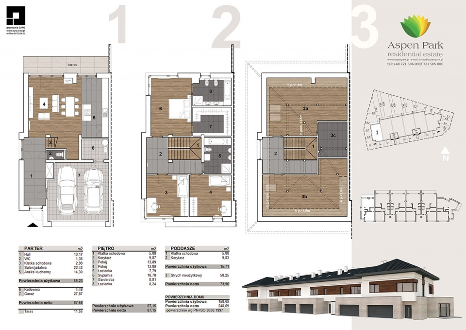 Dom D1 - 1 - Bursztynowa