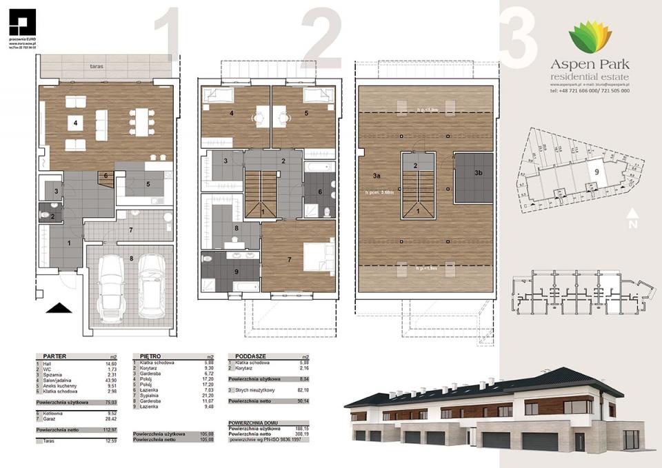Dom D1 - 9 - Bursztynowa