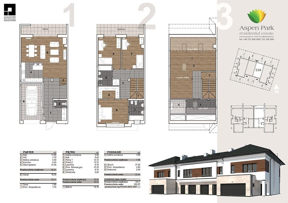 Dom D4M2 - 11A - Seledynowa