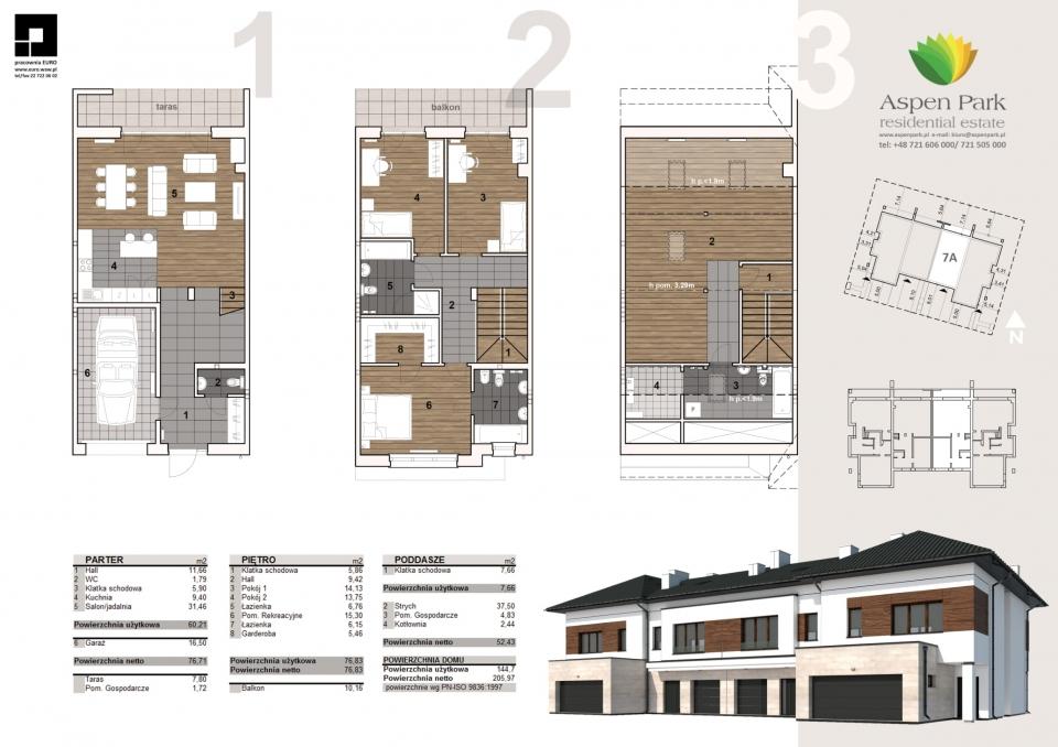Dom D4M2 - 7A - Seledynowa