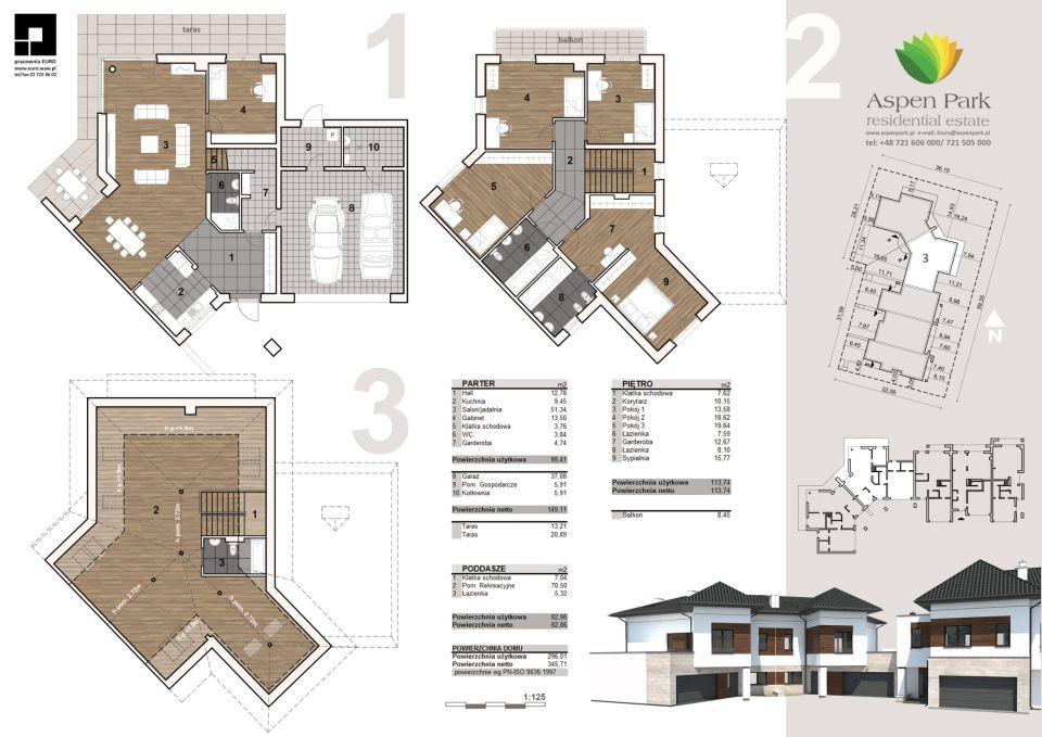 Dom D5D - 3 - Szmaragdowa