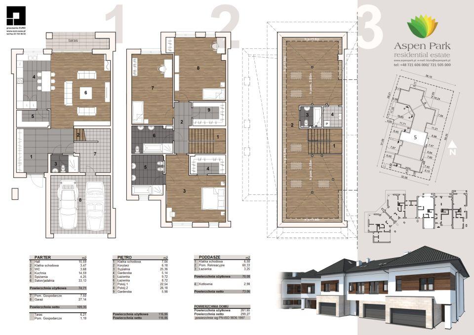 Dom D5D - 5 - Szmaragdowa