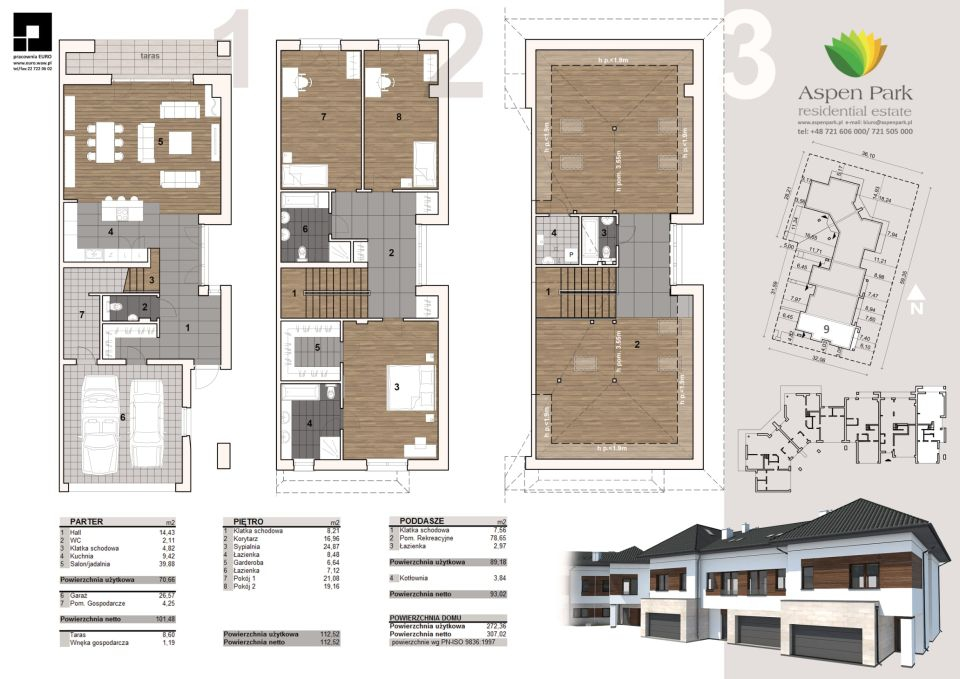 Dom D5D - 9 - Szmaragdowa