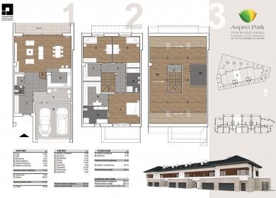 Dom D1 - 5 - Bursztynowa