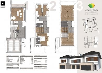 Dom D4M - 10A - Bursztynowa