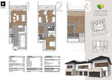 Dom D4M - 12A - Bursztynowa