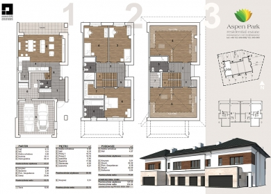 Dom D4M - 14A - Bursztynowa