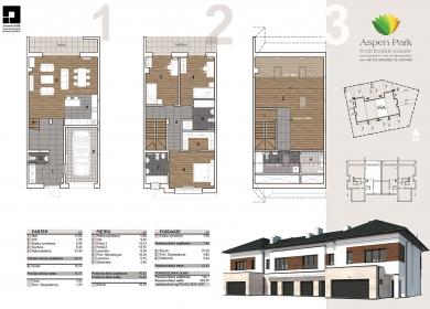 Dom D4M - 16A - Bursztynowa