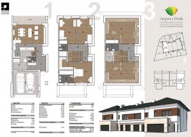 Dom D4M - 2A - Bursztynowa