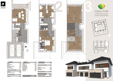 Dom D4M - 6A - Bursztynowa