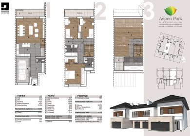 Dom D4M1 - 10B - Seledynowa