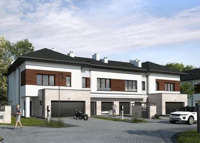Dom D4M2 - 3A - Seledynowa